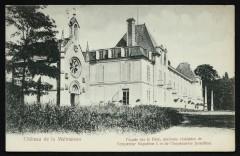 Château de la Malmaison - Façade sur le Parc - Rueil-Malmaison