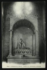Intérieur de L'Eglise - Tombeau de l'impératrice Joséphine - Rueil-Malmaison