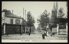 Avenue du Chemin de Fer - Rueil-Malmaison