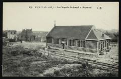 La Chapelle St-Joseph à Buzenval - Rueil-Malmaison