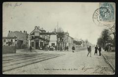 Avenue de Paris - Rueil-Malmaison