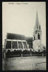 L'Eglise et les félibres - Sceaux