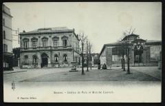 Justice de Paix et Marché Couvert - Sceaux