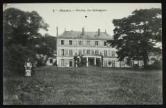 Château des Imbergères 92 Sceaux