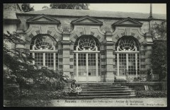 Château des Imbergères - Atelier de Sculpteurs 92 Sceaux