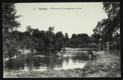 Château des Imbergères - Le Lac 92 Sceaux