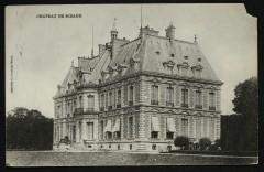 Château de Sceaux 92 Sceaux