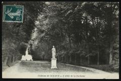 Château de Sceaux - L'Allée de la Duchesse 92 Sceaux