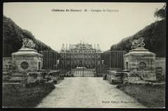Château de Sceaux - Groupes de Coysevox 92 Sceaux