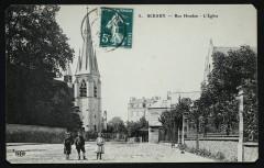 Rue Houdan - L'Eglise - Sceaux