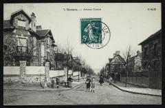 Avenue Carnot 92 Sceaux