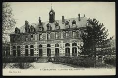 Lycée Lakanal - Le Pavillon de l'Administration - Sceaux