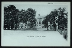 Lycée Lakanal - Cour des Grands - Sceaux