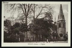 Lycée Lakanal - L'Eglise - Sceaux