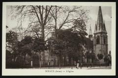 L'Eglise - Sceaux