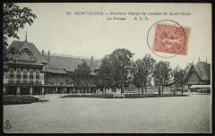 Nouveau Champ de Courses de Saint-Cloud - Le Pesage - Suresnes