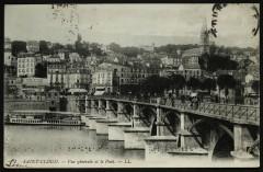 Vue générale et le pont - Saint-Cloud