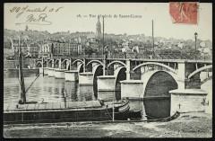 Vue générale de Saint-Cloud - Saint-Cloud