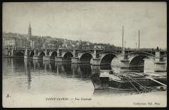 Vue générale - Saint-Cloud