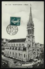 L'Eglise - Saint-Cloud