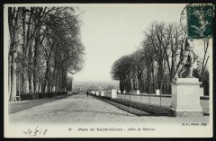 Allée de Marnes 92 Saint-Cloud