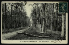 Allée des Peupliers 92 Saint-Cloud