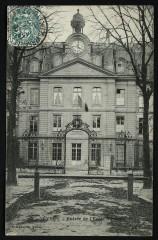 Entrée de l'Ecole Normale - Sèvres