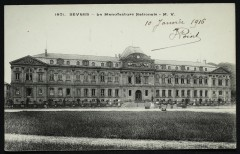 La Manufacture Nationale - Sèvres