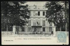 Maison de Convalescence des Militaires Coloniaux - Sèvres