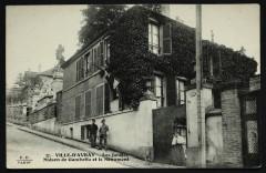 Les Jardies - Maison de Gambetta et le Monument - Sèvres