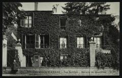 Les Jardies - La maison de Gambetta - Sèvres