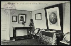 Les Jardies - Maison de Gambetta. - Salle à manger - Sèvres
