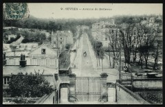 Avenue de Bellevue - Saint-Cloud