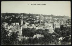 Vue générale - Sèvres
