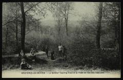 Bruyères-de-Sèvres - Le Sentier Touring-Club et le Point de vue des Capucins - Meudon