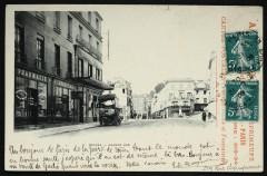 Grande rue - Sèvres