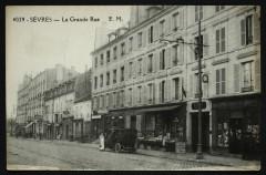 La Grande Rue - Sèvres