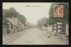 Rue de la Groue - Suresnes