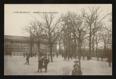 Lycée Michelet - Cour des Petits - Vanves