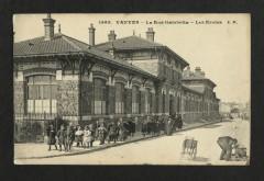 La Rue Gambetta - Les Ecoles - Vanves