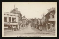La Rue Aubriet - Vaucresson