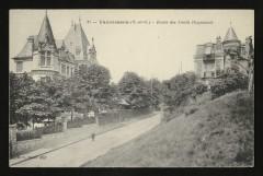 Route des Fonds Huguenots - Vaucresson