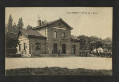 Sortie de la Gare - Vaucresson