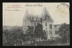 Rue des Fonds Huguenots - Vaucresson