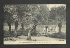 La Mare du pré de la Cure - La Celle-Saint-Cloud