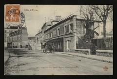 Chemin des lices - Restaurant Cabassud 92 Ville-d'Avray