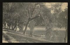 Le grand étang - Ville-d'Avray