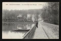 La Chaussée des Etangs 92 Ville-d'Avray