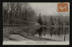 Un coin des Etangs 92 Ville-d'Avray
