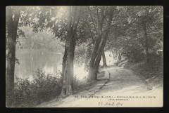 Promenade autour de l'Etang (Vue artistique) 92 Ville-d'Avray
